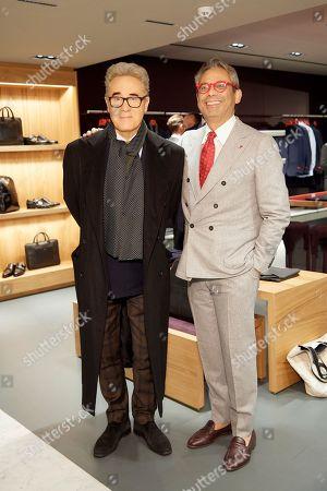 Peter York and Gianluca Isaia