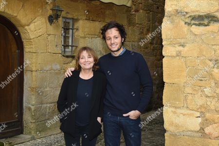 Editorial picture of 'Ma Mere et Folle' film photocall, Sarlat Film Festival, France - 15 Nov 2018