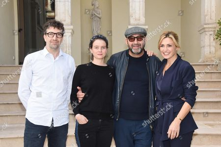 Editorial photo of 'Le Gendre de Ma Vie' film photocall, Sarlat Film Festiavl, France - 15 Nov 2018