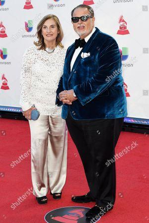 Millie de Molina and Raul De Molina