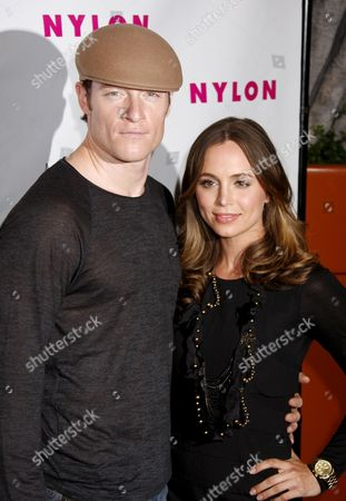 Editorial picture of Nylon Magazine TV Issue Launch Party, at the Mondrian Hotel, Los Angeles, America - 24 Aug 2009
