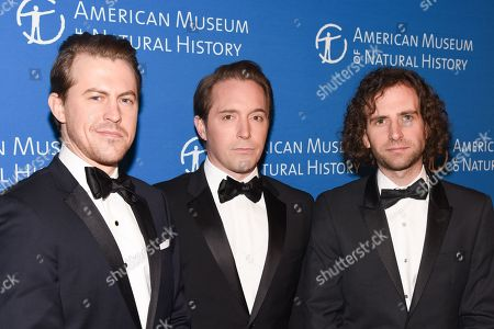 Alex Moffat, Beck Bennett and Kyle Mooney
