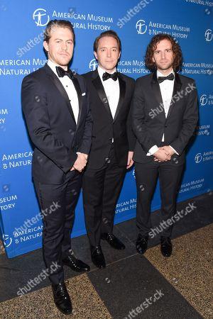 Alex Moffat, Beck Bennett and Kyle Mooney