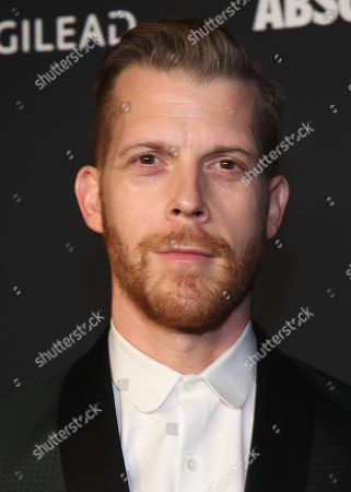 Adrian Salpeter attends the OUT Magazine's OUT100 Celebration Presented by Lexus, held at Quixote Studios, West Hollywood, California, USA - 15 Nov 2018