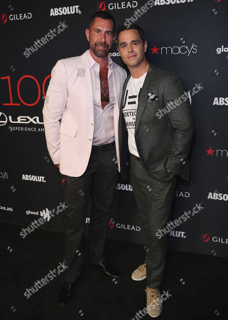 Editorial image of OUT Magazine's OUT100 Celebration Presented by Lexus, Los Angeles, USA - 15 Nov 2018