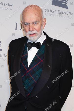 Editorial photo of Guggenheim International Gala, New York, USA - 15 Nov 2018