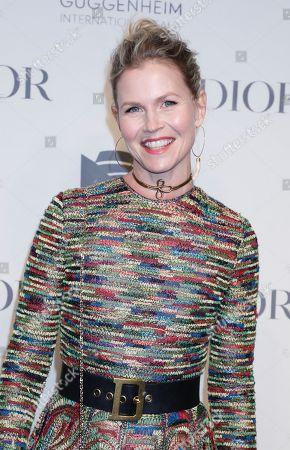 Editorial picture of Guggenheim International Gala, New York, USA - 15 Nov 2018