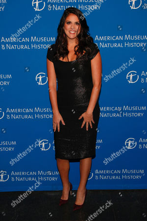 Cecily Strong attends the American Museum of Natural History's Gala, in New York