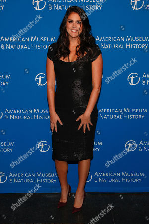 Editorial picture of 2018 American Museum of Natural History's Gala, New York, USA - 15 Nov 2018