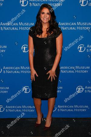Editorial image of 2018 American Museum of Natural History's Gala, New York, USA - 15 Nov 2018