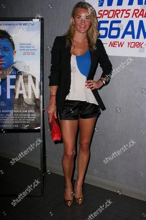 Editorial image of 'Big Fan' film premiere in New York, America - 25 Aug 2009