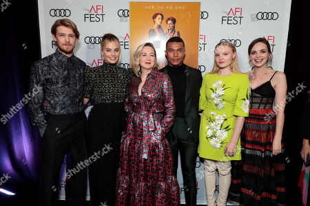 Editorial image of Focus Features 'Mary Queen of Scots' closing night gala film screening of AFI FEST 2018, Los Angeles, USA - 15 Nov 2018