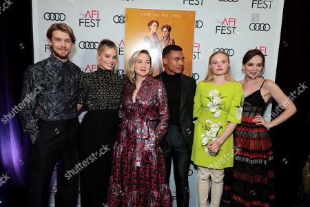 Editorial photo of Focus Features 'Mary Queen of Scots' closing night gala film screening of AFI FEST 2018, Los Angeles, USA - 15 Nov 2018