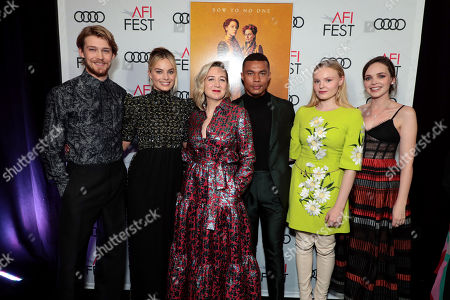 Editorial picture of Focus Features 'Mary Queen of Scots' closing night gala film screening of AFI FEST 2018, Los Angeles, USA - 15 Nov 2018
