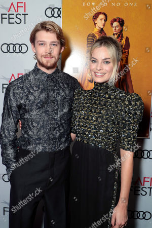 Joe Alwyn, Margot Robbie