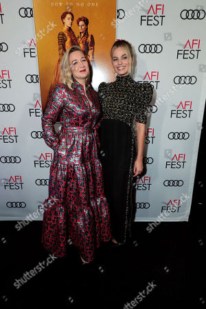 Josie Rourke, Director, Margot Robbie
