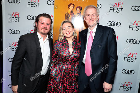 Beau Willimon, Writer, Josie Rourke, Director, John Guy, Author,