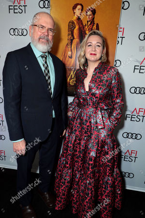 Michael Lumpkin, Director, AFI Festivals, Josie Rourke, Director,