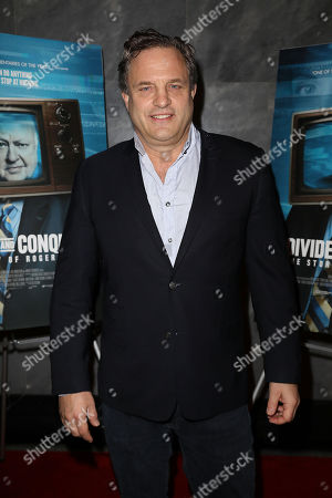 Editorial picture of New York Premiere of 'Divide & Conquer: the Story of Roger Ailes', USA - 15 Nov 2018