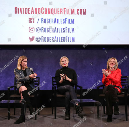 Sarah Ellison, Alexis Bloom (Director) and Alisyn Camerota