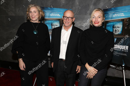 Stacey Offman (Producer), Alex Gibney (Executive Producer) and Alexis Bloom (Director)