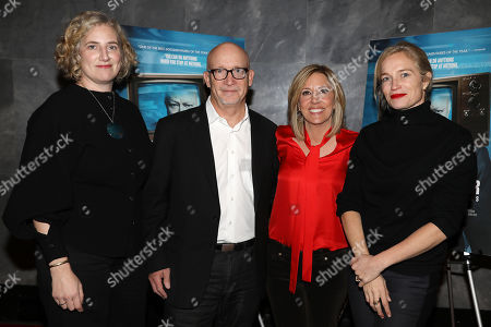 Stacey Offman (Producer), Alex Gibney (Executive Producer), Alisyn Camerota and Alexis Bloom (Director)