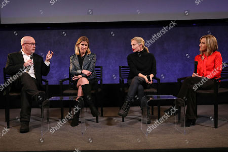 Alex Gibney (Executive Producer), Sarah Ellison, Alexis Bloom (Director) and Alisyn Camerota
