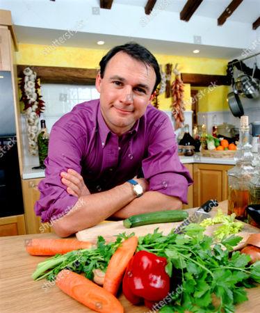 'Carlton Food Network'   TV Coxon's Kitchen College Chef, Alan Coxon
