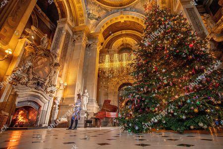 Christmas at Castle Howard, York