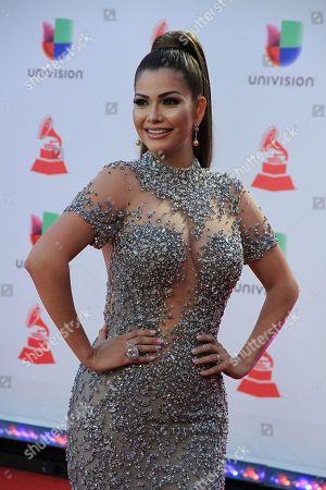 Stock Photo of Ana Patricia Gamez