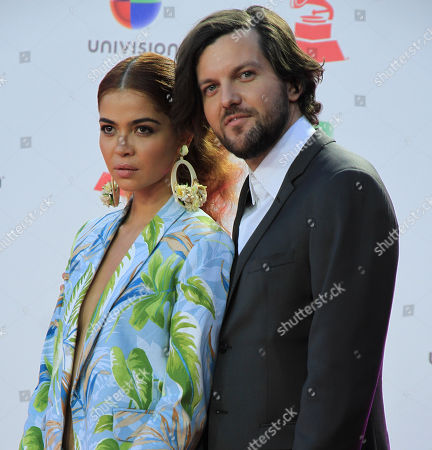 Stock Picture of Dora Madison (L) and Dillon Francis