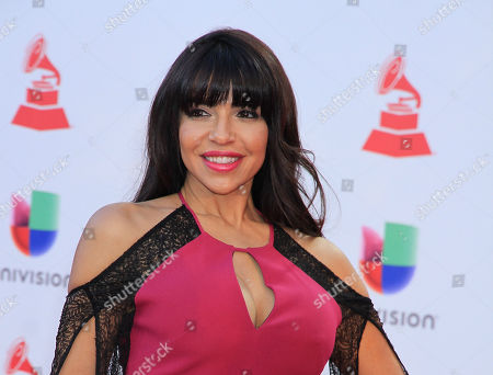 Editorial image of Latin Grammy Awards, Arrivals, Las Vegas, USA - 15 Nov 2018