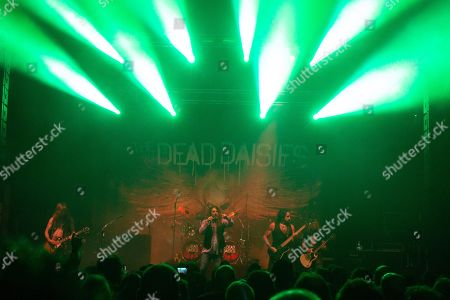Doug Aldrich, John Corabi, Marco Mendoza, and David Lomy - Dead Daisies
