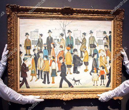Christies Modern British Art highlights, London