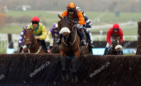 THE YOUNG MASTER (Sam Waley-Cohen) wins The Markel Insurance Amateur Riders Handicap Chase Cheltenham