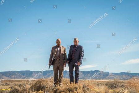 Editorial photo of 'Better Call Saul' TV Show Season 4 - 2018
