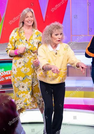 Editorial image of 'Loose Women' TV show, London, UK - 16 Nov 2018