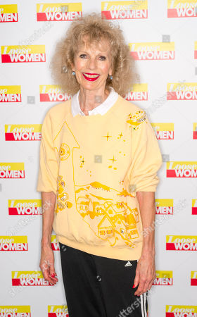 Editorial picture of 'Loose Women' TV show, London, UK - 16 Nov 2018