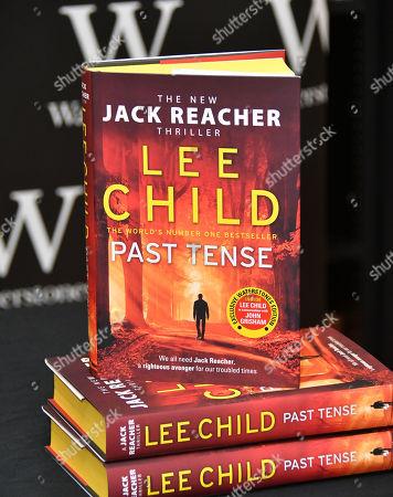 Lee Child's Past Sense novel
