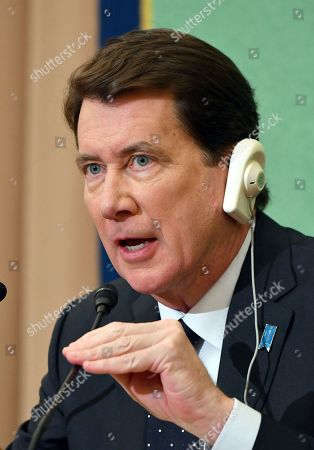 US Ambassador to Japan William Hagerty
