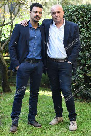 Miguel Gobbo Diaz and Claudio Amendola