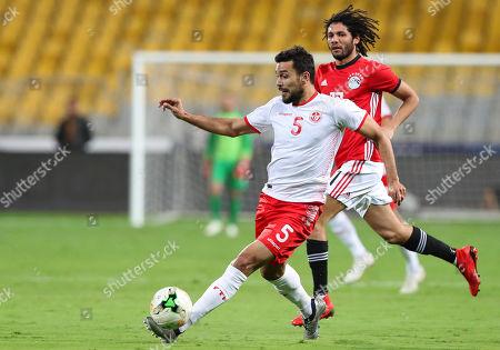 Editorial photo of Egypt vs Tunisia, Alexandria - 16 Nov 2018