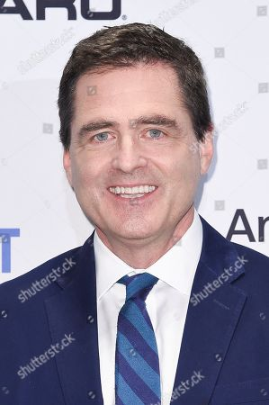 Josh Welsh attends the 34th Film Independent Spirit Awards Nominations press conference at the W Hollywood, in Los Angeles