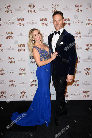 Editorial picture of Chain of Hope Gala Ball, London, UK - 16 Nov 2018
