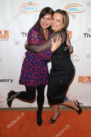 Kellie Martin and Melissa Joan Hart