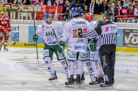 Editorial photo of Ice Hockey: Germany, DEL, Duesseldorf - 16 Nov 2018