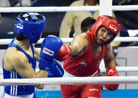 AIBA Women's World Boxing Championships, New Delhi