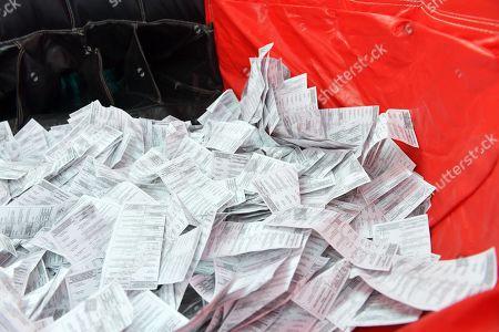 US midterm election recounts