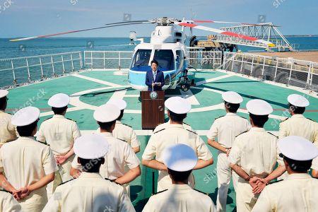 Japanese Prime Minister Shinzo Abe visit to Australia