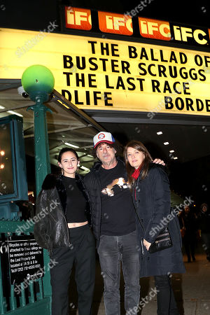 Michael Dweck with Family